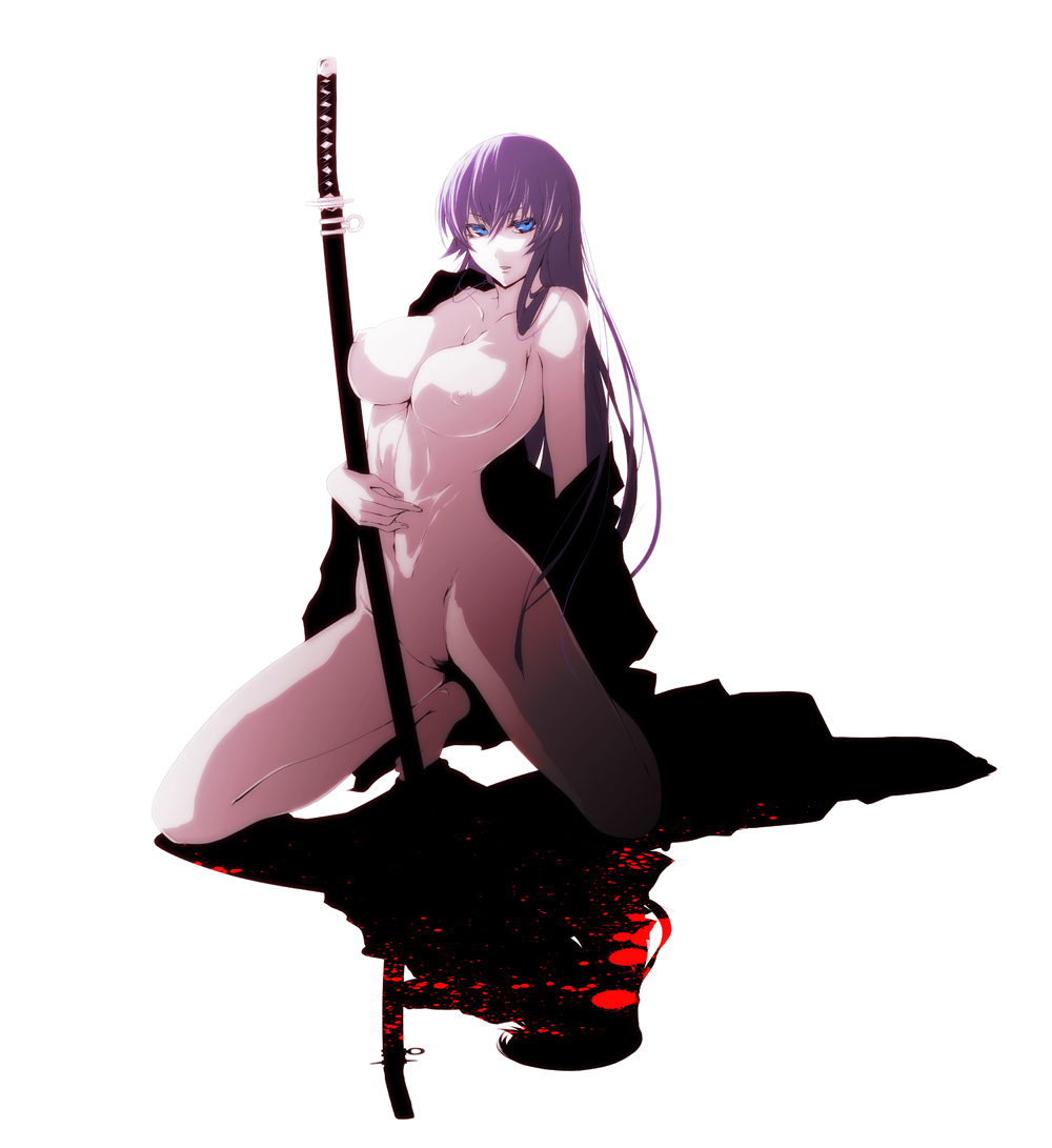 nudes of highschool dead the What is highschool of the dead about