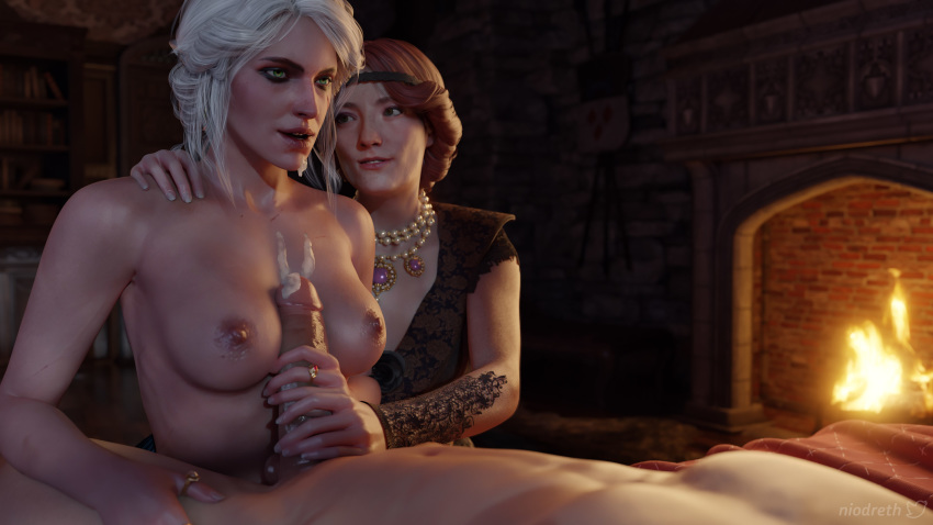 ciri naked 3 the witcher E621 five nights at freddys