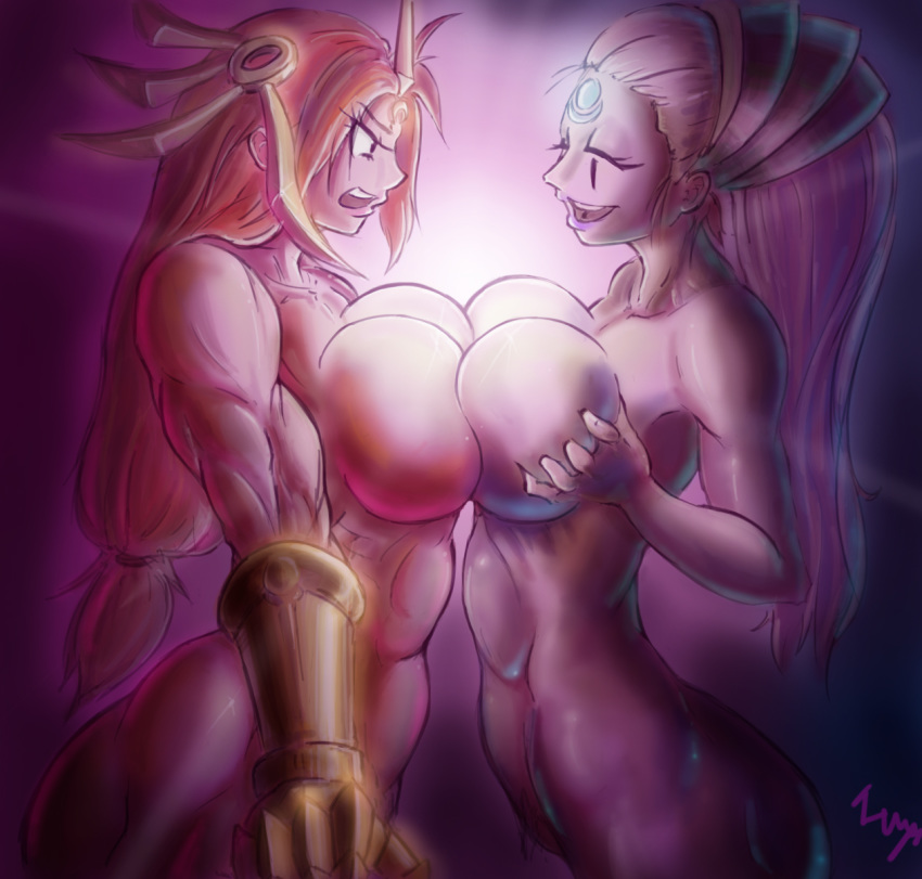league katarina nude of legends Phineas and ferb