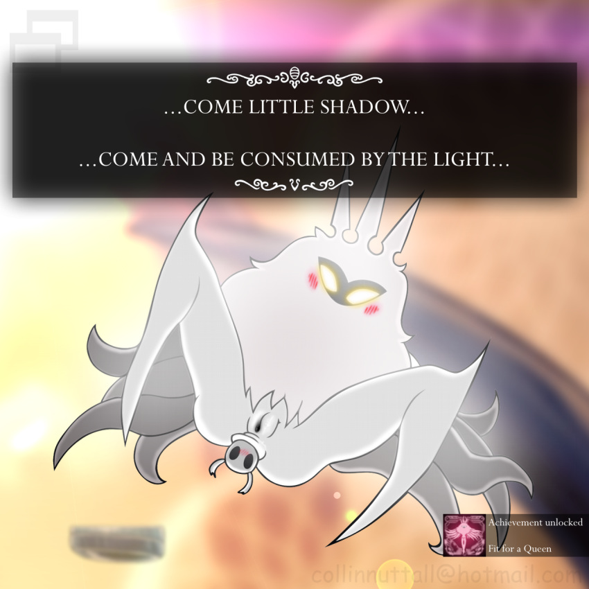 get how the to hollow hive knight to in Emilia from re:zero