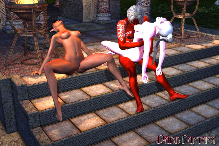 monstiongra ~demons~ vol.2 Lady devil may cry nude