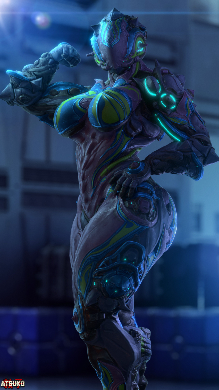 warframe how hildryn to get Mania secret of the green tentacles